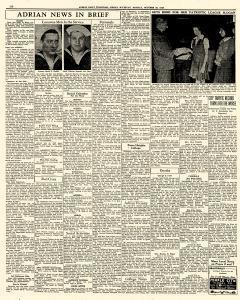 Adrian Daily Telegram, October 26, 1942, Page 6