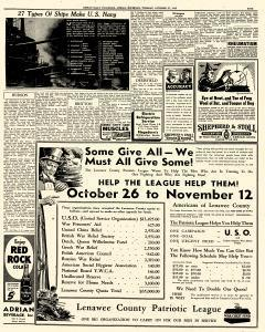 Adrian Daily Telegram, October 27, 1942, Page 5