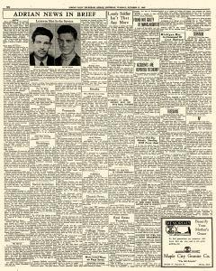 Adrian Daily Telegram, October 27, 1942, Page 6