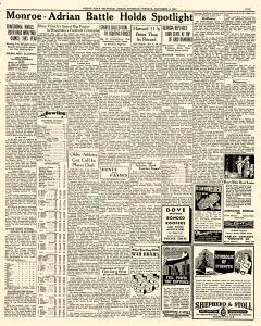 Adrian Daily Telegram, November 03, 1942, Page 5