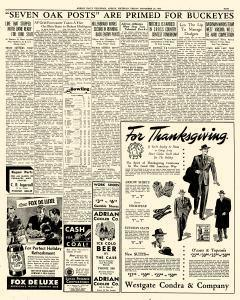 Adrian Daily Telegram, November 20, 1942, Page 5
