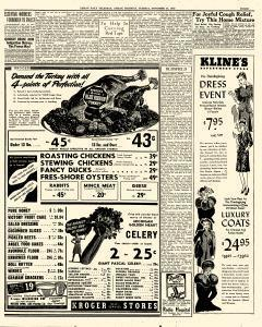 Adrian Daily Telegram, November 24, 1942, Page 3