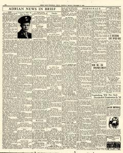 Adrian Daily Telegram, December 14, 1942, Page 6