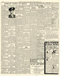 Adrian Daily Telegram, December 24, 1942, Page 6