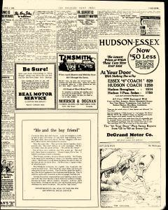 Escanaba Daily Press newspaper archives
