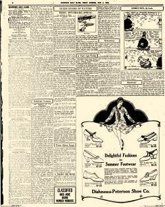 Daily Globe, June 04, 1926, Page 12