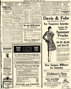Daily Globe, June 04, 1926, Page 2
