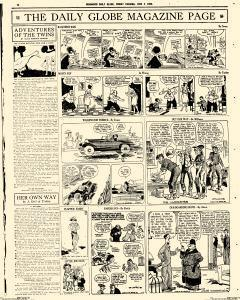 Daily Globe, June 04, 1926, Page 9