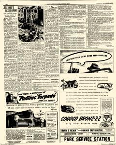 Daily Globe, September 18, 1940, Page 10