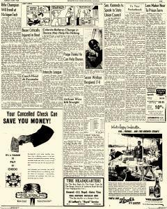 Daily Globe, June 07, 1960, Page 6