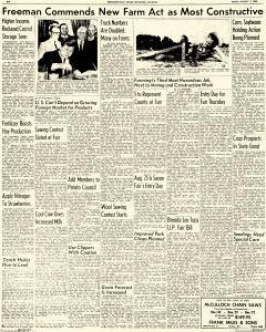 Daily Globe, August 11, 1961, Page 3