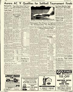 Daily Globe, August 11, 1961, Page 5