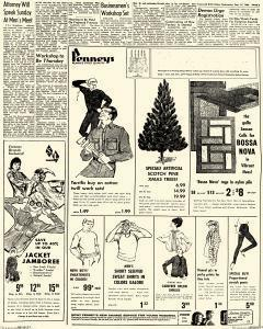 Daily Globe newspaper archives