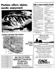 Daily Globe, February 15, 2001, Page 21