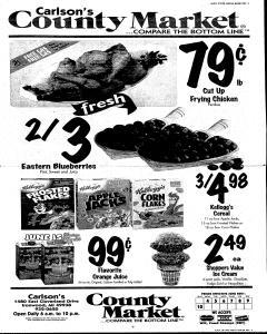 Daily Globe, June 04, 2001, Page 27