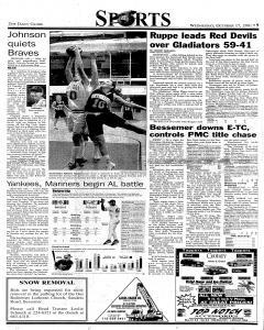 Daily Globe, October 17, 2001, Page 9
