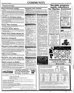 Daily Globe, December 19, 2001, Page 5