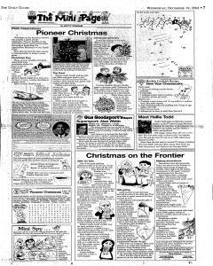 Daily Globe, December 19, 2001, Page 7