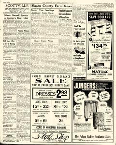 Ludington Daily News, January 20, 1954, Page 8
