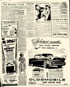 Marshall Evening Chronicle, August 09, 1955, Page 8