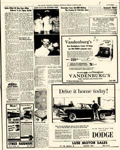 Marshall Evening Chronicle, August 09, 1955, Page 3