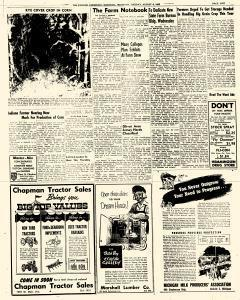Marshall Evening Chronicle, August 09, 1955, Page 5
