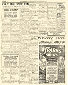 Grand Traverse Herald and Traverse Bay Eagle, July 24, 1913, Page 4