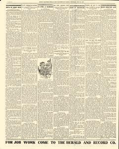 Grand Traverse Herald and Traverse Bay Eagle, July 24, 1913, Page 6