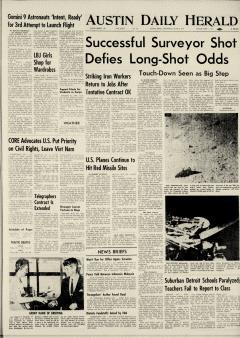 Austin Daily Herald, June 02, 1966, Page 2