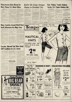 Austin Daily Herald, June 02, 1966, Page 22