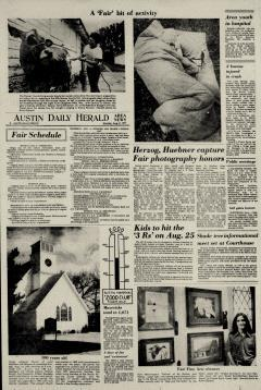 Austin Daily Herald, August 08, 1977, Page 18