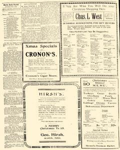 Austin Weekly Herald, December 22, 1906, Page 2