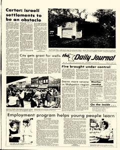 Daily Journal, July 28, 1977, Page 1