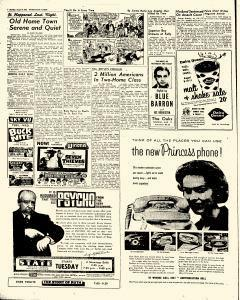 Winona Daily News, August 08, 1960, Page 4