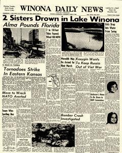 Winona Daily News, June 09, 1966, Page 1