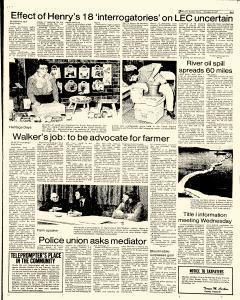 Winona Daily News, October 23, 1977, Page 3