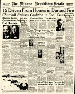 Winona Republican Herald, February 11, 1947, Page 1