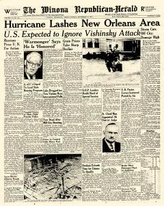 Winona Republican Herald, September 19, 1947, Page 1