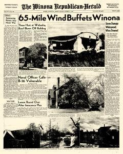 Winona Republican Herald, October 10, 1949, Page 1
