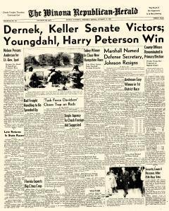 Winona Republican Herald, September 13, 1950, Page 1