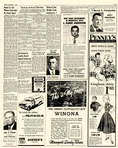 Winona Republican Herald, September 05, 1952, Page 7