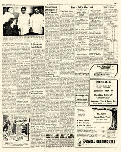 Winona Republican Herald, September 26, 1952, Page 9