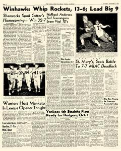 Winona Republican Herald, September 27, 1952, Page 14