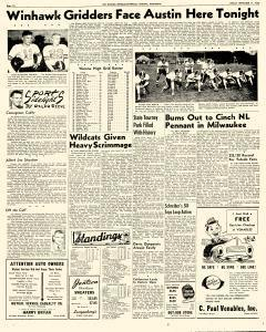 Winona Republican Herald, September 11, 1953, Page 14