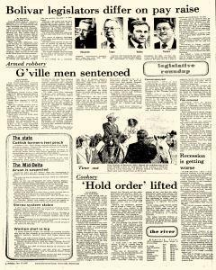 Delta Democrat Times, January 17, 1975, Page 8