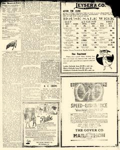Greenville Daily Democrat Times, August 10, 1917, Page 2