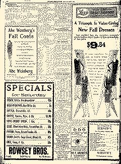 Greenville Daily Democrat Times, October 05, 1928, Page 6
