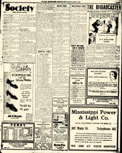 Greenville Daily Democrat Times, March 25, 1933, Page 3