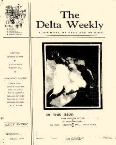 Greenville Delta Weekly, October 11, 1937, Page 1