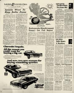 Laurel Leader Call, March 24, 1971, Page 4